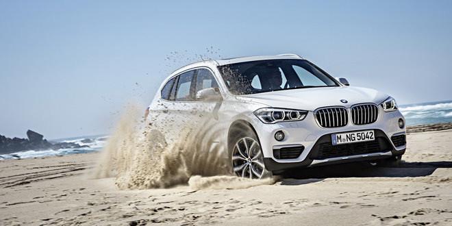 Компания BMW выкатила новое поколение X1