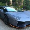Lamborghini Aventador в боди-ките Liberty Walk