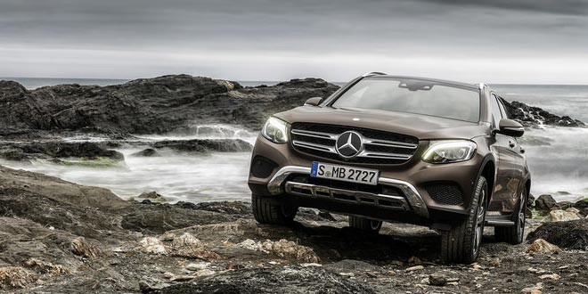 Mercedes-Benz GLC — преемник для GLK