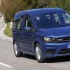 Новый Volkswagen Caddy получил цены в Британии