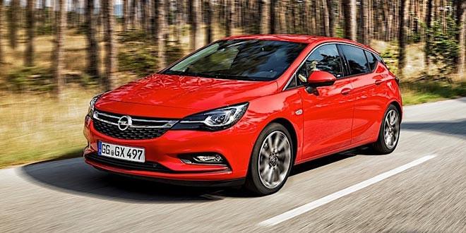 Вышло новое поколение Opel Astra