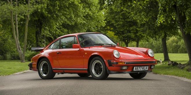 Джеймс Мэй решил продать Porsche 911 1984 года