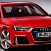 Рендер Audi RS4 Avant