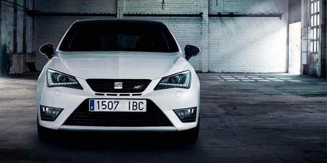 «Заряжённый» SEAT Ibiza Cupra получит новый двигатель