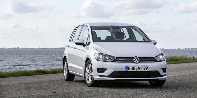 Представлен Volkswagen Golf Sportsvan BlueMotion