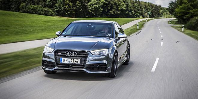 Седан Audi S3 от ABT Sportsline оказался мощнее заводского RS3