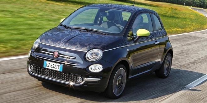 Вышел рестайлинговый компакт Fiat 500
