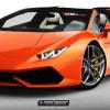 Lamborghini Huracan Spyder дебютирует в Женеве