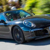 Porsche опубликовала фотографии рестайлингового 911-го на тестах