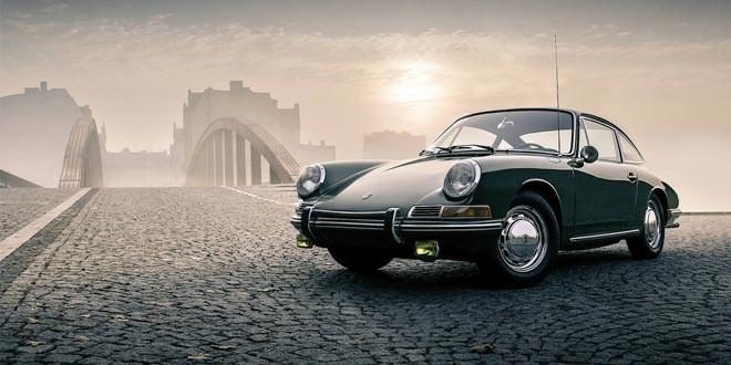 Фото дня: Porsche 912 1966 года