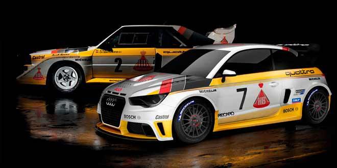 MTM построит ралли-кар на базе Audi A1