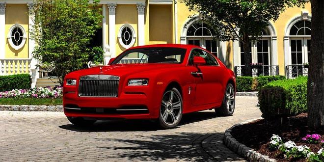 Показан самый мощный Rolls-Royce Wraith