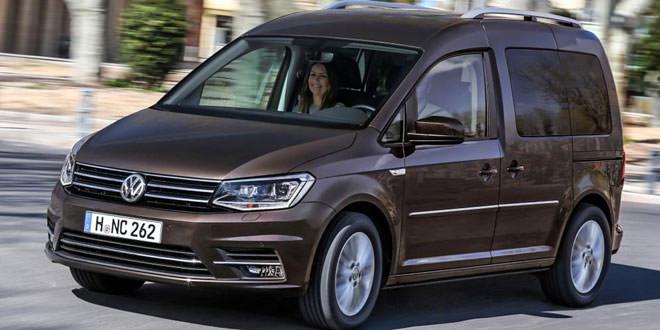 В Европе начались продажи нового Volkswagen Caddy