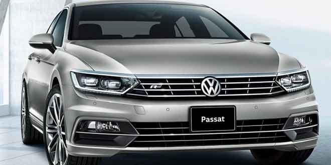 Volkswagen Passat B8 дебютировал на рынке Японии