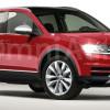 Рендер Volkswagen Tiguan в преддверии премьеры во Франкфурте