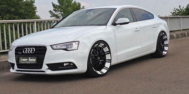 Audi S5 и A5 Sportback в доработке от Senner Tuning