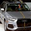 Рестайлинговый кроссовер Audi Q3 успешно прошел краш-тест IIHS
