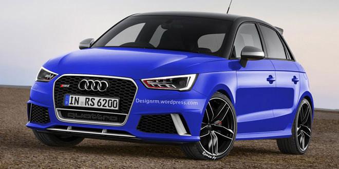 Audi может выпустить RS1