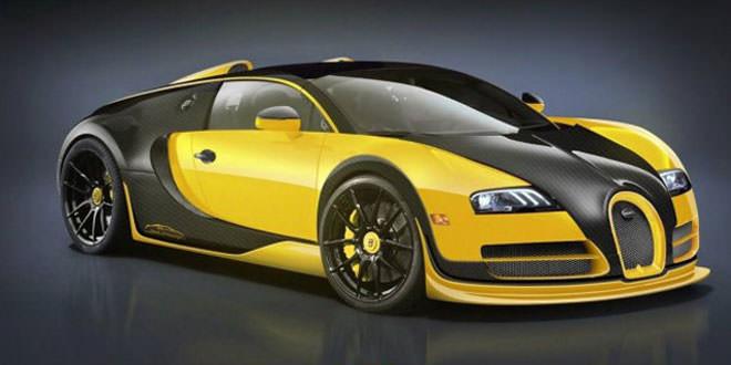 Oakley Design разрабатывает комплект тюнинга для Bugatti Veyron