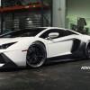 Ателье Vorsteiner поработало над Lamborghini Aventador