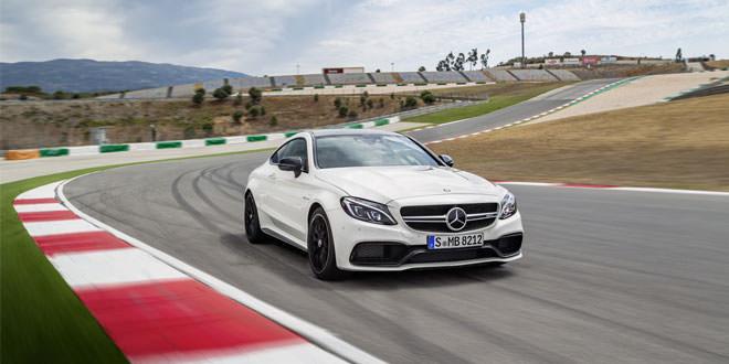 Рассекречен новый Mercedes-AMG C 63 Coupe