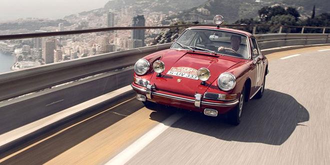 Отделение Porsche Classic отреставрировало Monte Carlo 911