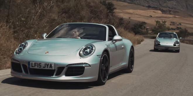 Porsche 991 Targa получил эксклюзивную версию Mayfair Edition
