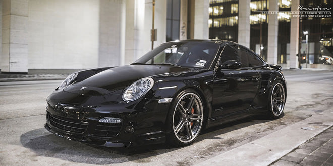 Porsche 911 Turbo прокачали в House Motorsports
