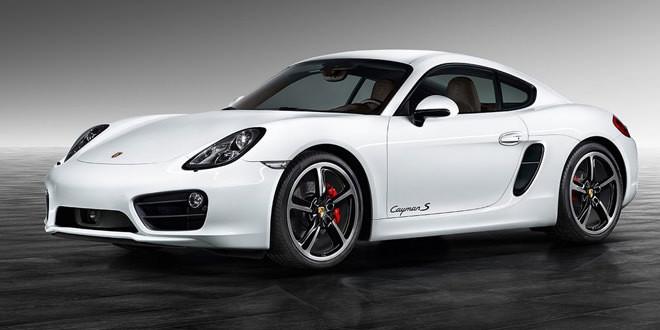 Отделение Porsche Exclusive поработало над Cayman S