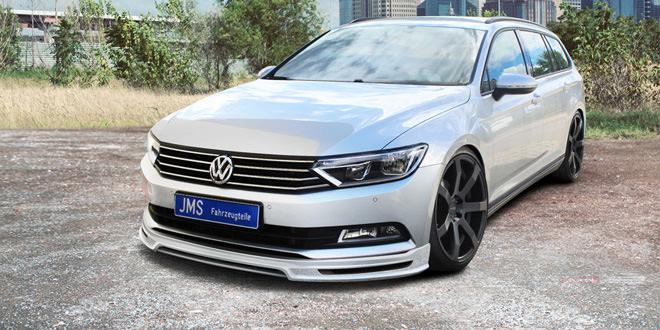 Volkswagen Passat получил пакет апгрейда от JMS