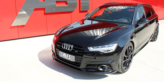Тюнер ABT Sportsline поработал над рестайлинговой Audi A6