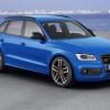 Дизельный кроссовер Audi SQ5 получил модификацию plus