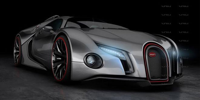 Bugatti Chiron оценили в 2,5 млн евро