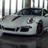 Анонс спецсерии Porsche 911 Carrera GTS Rennsport Reunion Edition