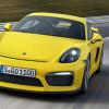 Porsche Cayman GT4 получит коробку PDK