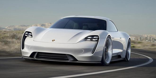 Концепт Porsche Mission E показал электрическое будущее марки