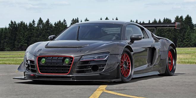 Экстремальный тюнинг Audi R8 V10 Plus от Potter & Rich
