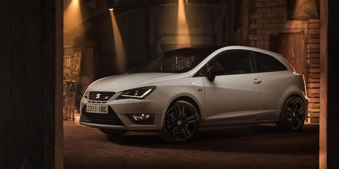 «Хот-хэтч» SEAT Ibiza Cupra получил новый турбомотор