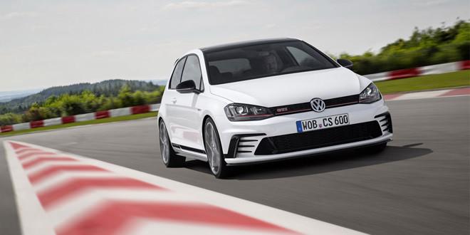 Volkswagen Golf GTI Clubsport перешёл в серию