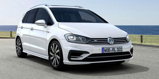 Volkswagen Golf Sportsvan R-Line поступил в продажу