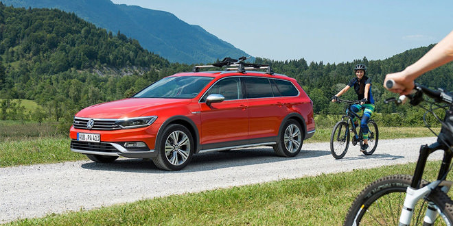 Начались европейские продажи нового Volkswagen Passat Alltrack