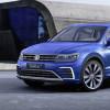 Гибрид Volkswagen Tiguan GTE представлен в качестве концепта