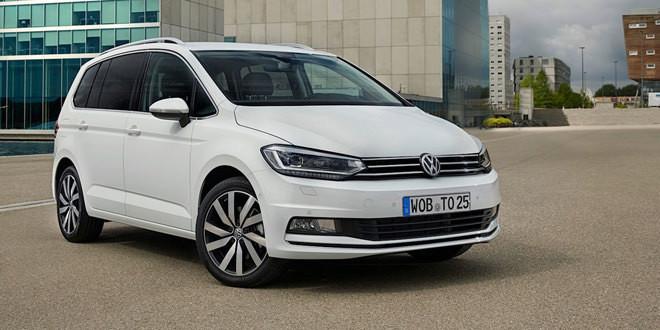Volkswagen озвучил цены на новый Touran и открыл предзаказ в Британии