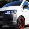 HS Motorsport тюнинговал VW T6 Transporter 2.0 TDI