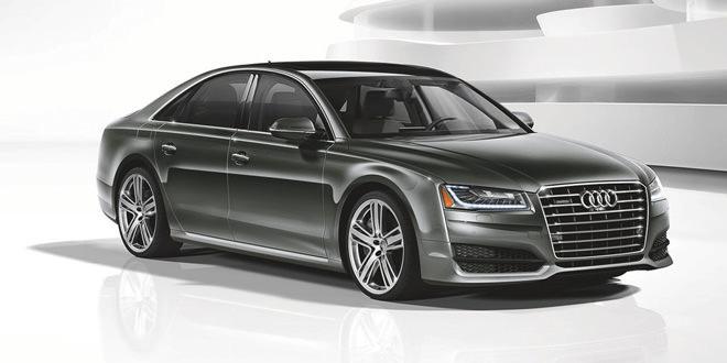 В США представили Audi A8 L 4.0T Sport с двигателем от S6