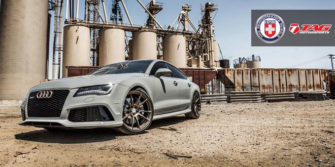 Audi RS7 прокачали в TAG Motorsports