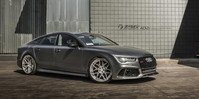 Audi RS7 на дисках ADV.1 от TAG Motorsports
