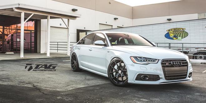Ателье TAG Motorsports поработало над Audi S6