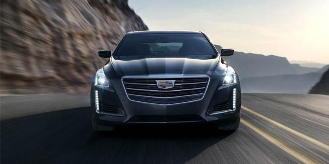 Компания Cadillac увеличила мировые продажи за сентябрь на 10%