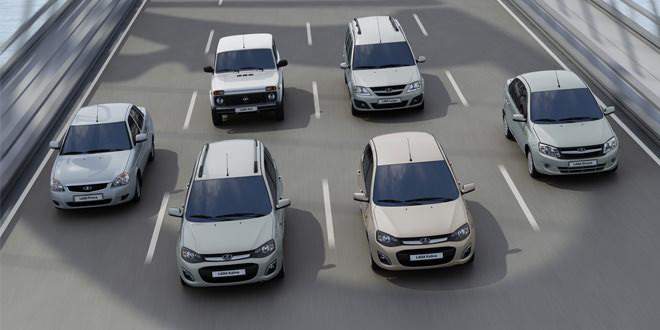 ТЕХИНКОМ — официальный дилер автомобилей Lada в Москве